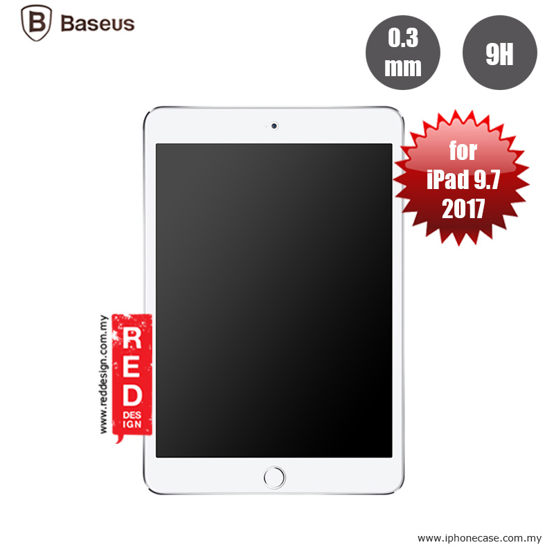 Picture of Baseus Tempered Glass for Apple iPad 9.7 2017 2018 (0.3mm) Apple iPad 9.7 2018- Apple iPad 9.7 2018 Cases, Apple iPad 9.7 2018 Covers, iPad Cases and a wide selection of Apple iPad 9.7 2018 Accessories in Malaysia, Sabah, Sarawak and Singapore