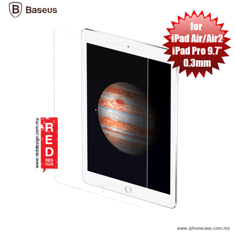 Picture of Apple iPad Air  | Baseus Tempered Glass for Apple iPad Air 2 iPad Pro 9.7 - 0.3mm 2.5D Curve