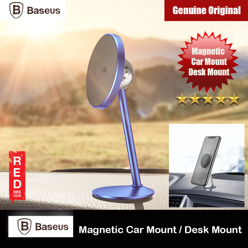 Picture of Baseus Little Sun Series Magnetic 360 Degree Rotatable Dashboard Car Mount Desktop Mount Online Class Live Class Phone Stand(Dark Blue) Red Design- Red Design Cases, Red Design Covers, iPad Cases and a wide selection of Red Design Accessories in Malaysia, Sabah, Sarawak and Singapore