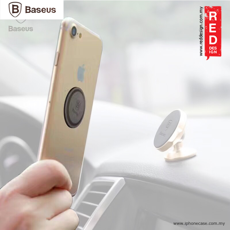 Picture of Baseus Magnet Iron Suit for Magnetic Car Holder - Silver