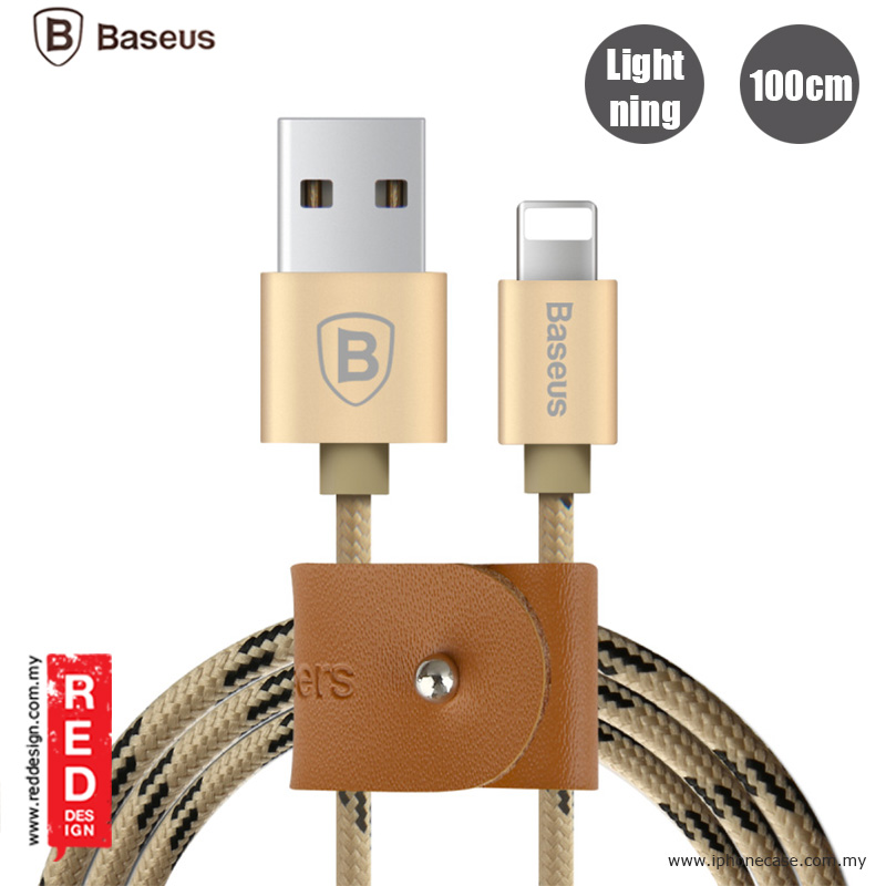 Picture of Baseus Rapid Series Lightning Cable 100cm - Gold