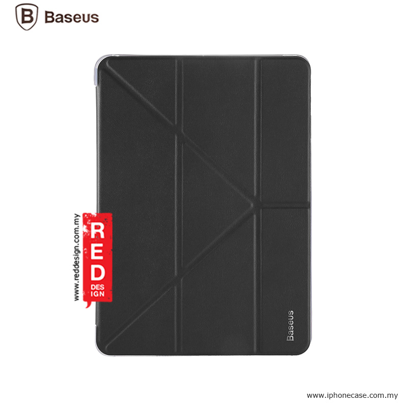 Picture of Apple iPad Pro 10.5 2017 Case | Baseus Simplism Y - Type Standable Case for Apple iPad Pro 10.5 2017 - Black
