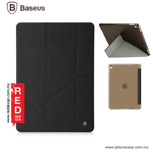 Picture of Baseus Terse Leather Y Stand Case for iPad Pro 9.7 - Black Apple iPad Pro 9.7- Apple iPad Pro 9.7 Cases, Apple iPad Pro 9.7 Covers, iPad Cases and a wide selection of Apple iPad Pro 9.7 Accessories in Malaysia, Sabah, Sarawak and Singapore