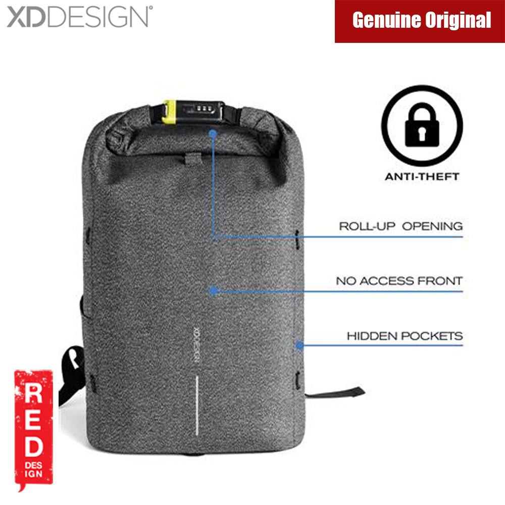 Picture of Bobby Urban Anti Theft Cut Proof Backpack (Grey)