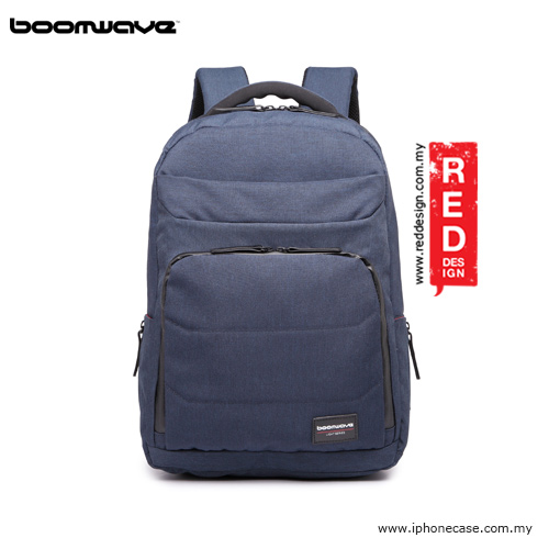 "Picture of Boomwave Light Series Backpack for laptop up to 14"" - Dark Blue"