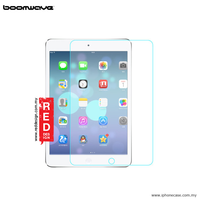 Picture of Apple iPad Pro 9.7  | Boomwave Tempered Glass for iPad Air iPad Air 2 iPad Pro 9.7 iPad 9.7 2017 - 0.3mm 2.5D Curve