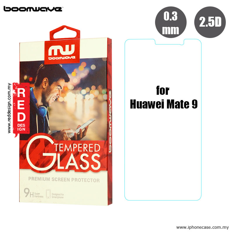 Picture of Boomwave Tempered Glass for Huawei Mate 9 - 0.3mm Huawei Mate 9- Huawei Mate 9 Cases, Huawei Mate 9 Covers, iPad Cases and a wide selection of Huawei Mate 9 Accessories in Malaysia, Sabah, Sarawak and Singapore