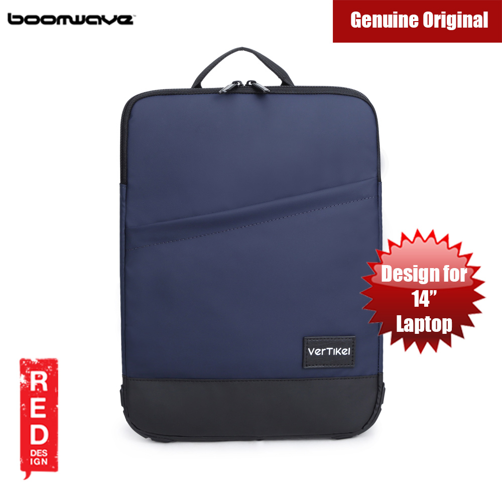 Picture of Boomwave  Vertikel Laptop Sleeve Design up to 14 inches Laptop (Blue) Red Design- Red Design Cases, Red Design Covers, iPad Cases and a wide selection of Red Design Accessories in Malaysia, Sabah, Sarawak and Singapore