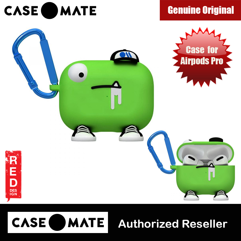 Picture of Case-Mate Case Mate AirPods Pro Airpodspro Airpod Pro AirpodPro Case CreaturePods (Cool Guy Case) Apple Airpods Pro- Apple Airpods Pro Cases, Apple Airpods Pro Covers, iPad Cases and a wide selection of Apple Airpods Pro Accessories in Malaysia, Sabah, Sarawak and Singapore