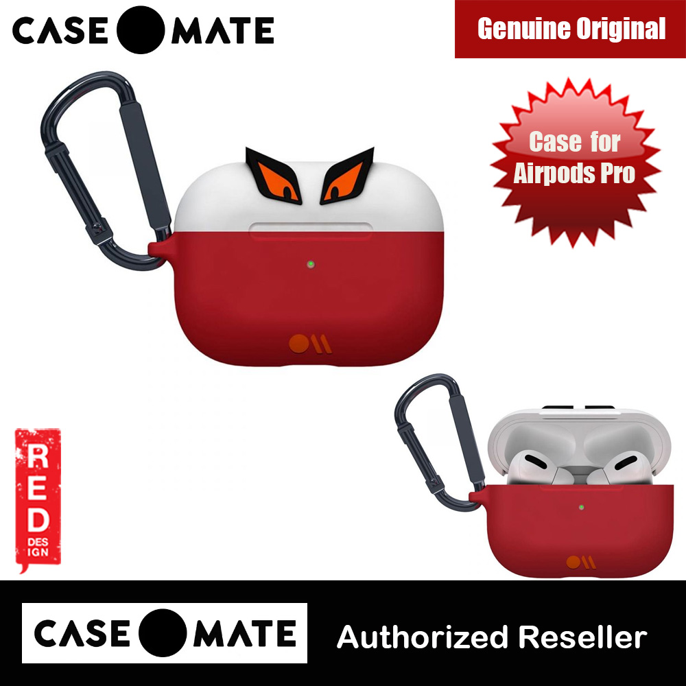 Picture of Case-Mate Case Mate AirPods Pro Airpodspro Airpod Pro AirpodPro Case CreaturePods (Edge The Bad Boy) Apple Airpods Pro- Apple Airpods Pro Cases, Apple Airpods Pro Covers, iPad Cases and a wide selection of Apple Airpods Pro Accessories in Malaysia, Sabah, Sarawak and Singapore