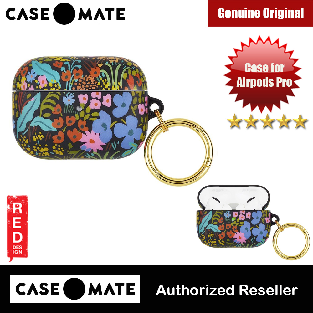 Picture of Case-Mate Case Mate AirPods Pro Airpodspro Airpod Pro AirpodPro Case Rifle Paper Co (Meadow) Apple Airpods Pro- Apple Airpods Pro Cases, Apple Airpods Pro Covers, iPad Cases and a wide selection of Apple Airpods Pro Accessories in Malaysia, Sabah, Sarawak and Singapore