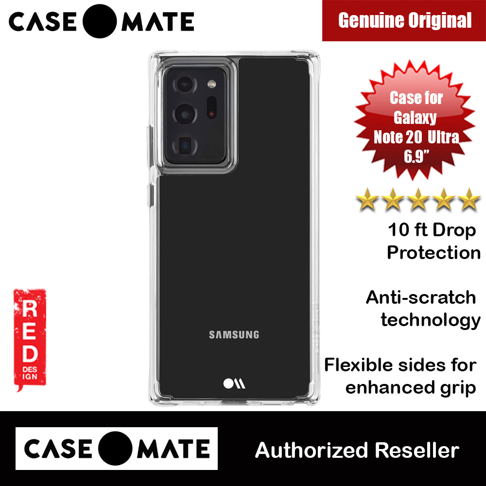 Picture of Case Mate Tough Clear Protection Case for Samsung Galaxy Note 20 Ultra 6.9 (Clear) Samsung Galaxy Note 20 Ultra- Samsung Galaxy Note 20 Ultra Cases, Samsung Galaxy Note 20 Ultra Covers, iPad Cases and a wide selection of Samsung Galaxy Note 20 Ultra Accessories in Malaysia, Sabah, Sarawak and Singapore
