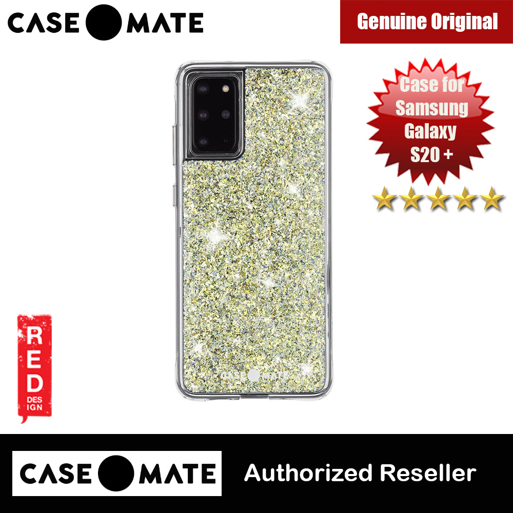 Picture of Case Mate Drop Protection Glitter Back Case for Samsung Galaxy 20 Plus 6.7 (Twinkle Stardust) Samsung Galaxy S20 Plus 6.7- Samsung Galaxy S20 Plus 6.7 Cases, Samsung Galaxy S20 Plus 6.7 Covers, iPad Cases and a wide selection of Samsung Galaxy S20 Plus 6.7 Accessories in Malaysia, Sabah, Sarawak and Singapore