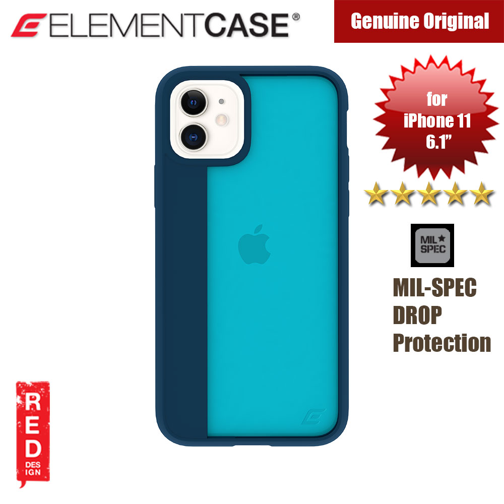 Picture of Element Case Illusion Drop Protection Case for Apple iPhone 11 6.1 (Deep Sea) Apple iPhone 11 6.1- Apple iPhone 11 6.1 Cases, Apple iPhone 11 6.1 Covers, iPad Cases and a wide selection of Apple iPhone 11 6.1 Accessories in Malaysia, Sabah, Sarawak and Singapore