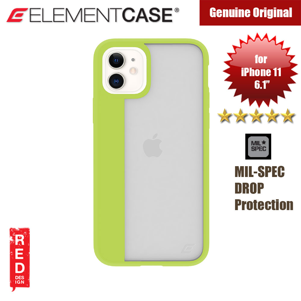 Picture of Element Case Illusion Drop Protection Case for Apple iPhone 11 6.1 (Electic Kiwi) Apple iPhone 11 6.1- Apple iPhone 11 6.1 Cases, Apple iPhone 11 6.1 Covers, iPad Cases and a wide selection of Apple iPhone 11 6.1 Accessories in Malaysia, Sabah, Sarawak and Singapore