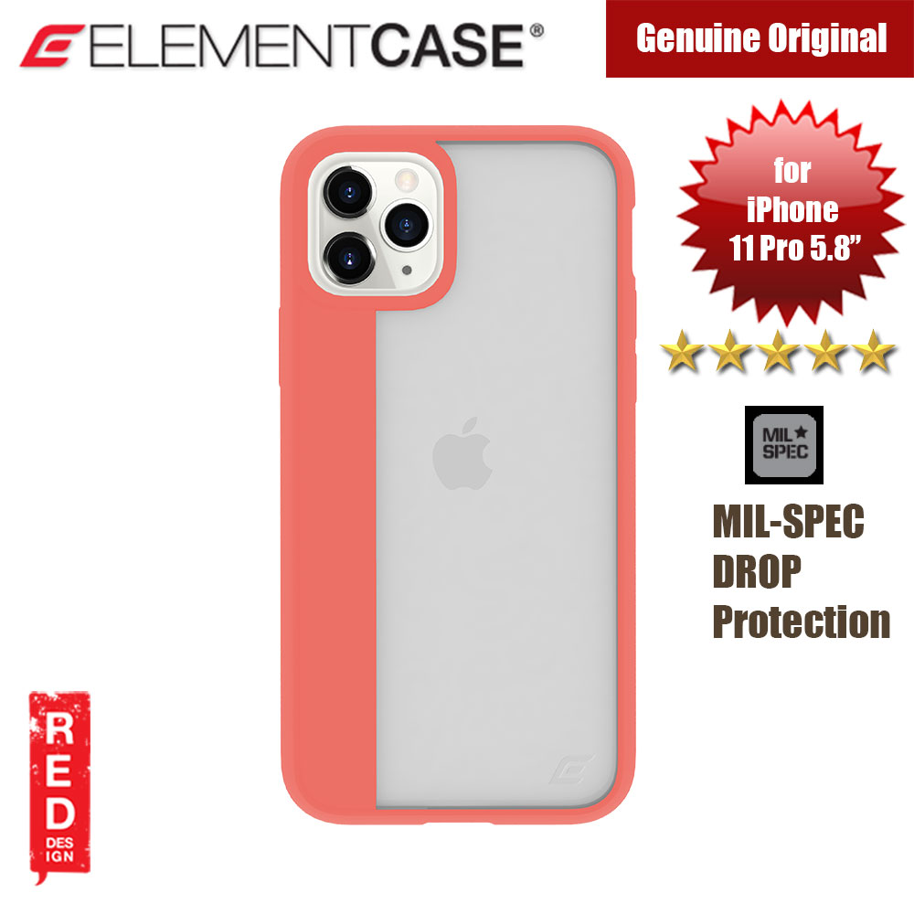 Picture of Element Case Illusion Drop Protection Case for Apple iPhone 11 Pro 5.8 (Carol) Apple iPhone 11 Pro 5.8- Apple iPhone 11 Pro 5.8 Cases, Apple iPhone 11 Pro 5.8 Covers, iPad Cases and a wide selection of Apple iPhone 11 Pro 5.8 Accessories in Malaysia, Sabah, Sarawak and Singapore