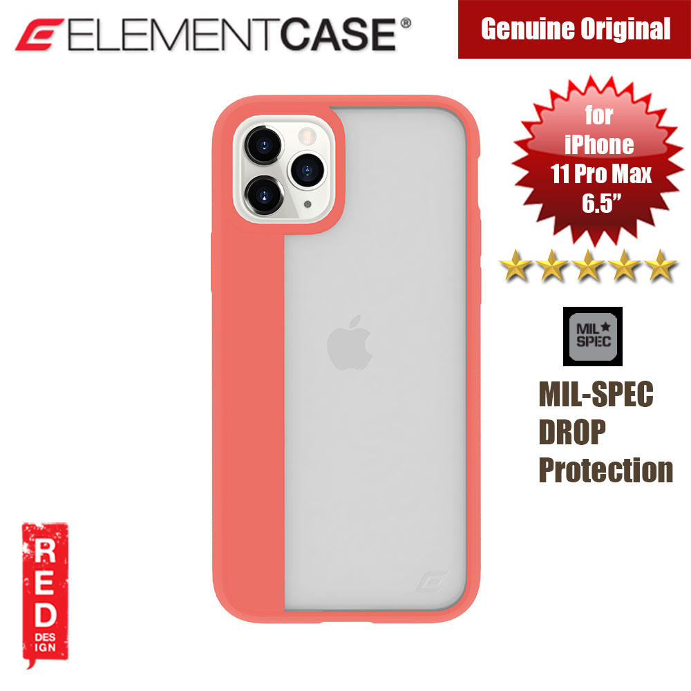 Picture of Element Case Illusion Drop Protection Case for Apple iPhone 11 Pro Max 6.5 (Carol) Apple iPhone 11 Pro Max 6.5- Apple iPhone 11 Pro Max 6.5 Cases, Apple iPhone 11 Pro Max 6.5 Covers, iPad Cases and a wide selection of Apple iPhone 11 Pro Max 6.5 Accessories in Malaysia, Sabah, Sarawak and Singapore