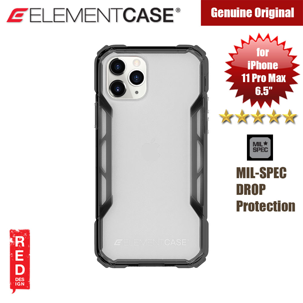 Picture of Element Case Rally Drop Protection Case for Apple iPhone 11 Pro 5.8 (Black) Apple iPhone 11 Pro 5.8- Apple iPhone 11 Pro 5.8 Cases, Apple iPhone 11 Pro 5.8 Covers, iPad Cases and a wide selection of Apple iPhone 11 Pro 5.8 Accessories in Malaysia, Sabah, Sarawak and Singapore