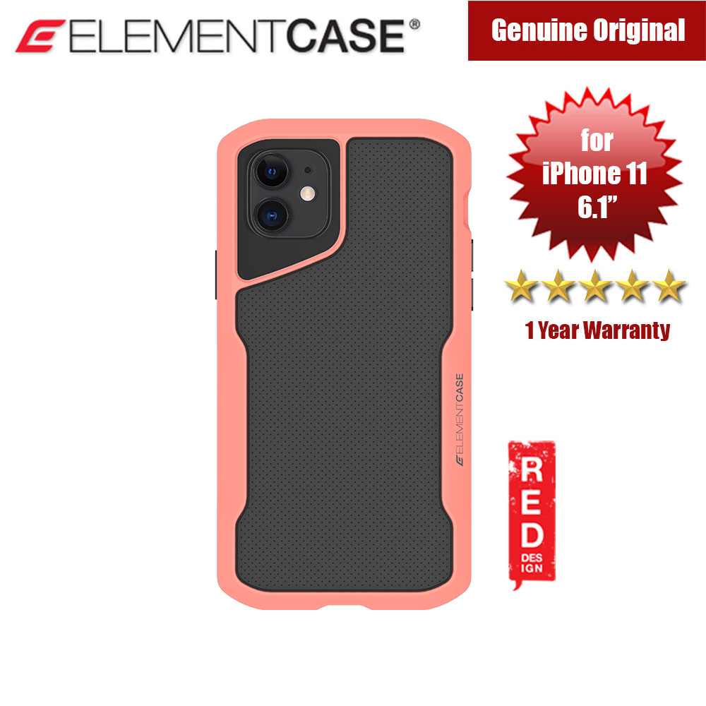 Picture of Element Case Shadow Series Drop Protection Case for iPhone 11 6.1 (Melon) Apple iPhone 11 6.1- Apple iPhone 11 6.1 Cases, Apple iPhone 11 6.1 Covers, iPad Cases and a wide selection of Apple iPhone 11 6.1 Accessories in Malaysia, Sabah, Sarawak and Singapore