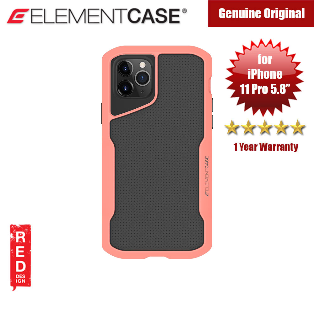 Picture of Element Case Shadow Series Drop Protection Case for iPhone 11 Pro 5.8 (Melon) Apple iPhone 11 Pro 5.8- Apple iPhone 11 Pro 5.8 Cases, Apple iPhone 11 Pro 5.8 Covers, iPad Cases and a wide selection of Apple iPhone 11 Pro 5.8 Accessories in Malaysia, Sabah, Sarawak and Singapore