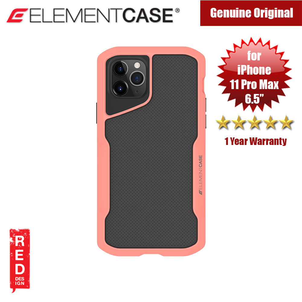 Picture of Element Case Shadow Series Drop Protection Case for iPhone 11 Pro Max 6.5 (Melon) Apple iPhone 11 Pro Max 6.5- Apple iPhone 11 Pro Max 6.5 Cases, Apple iPhone 11 Pro Max 6.5 Covers, iPad Cases and a wide selection of Apple iPhone 11 Pro Max 6.5 Accessories in Malaysia, Sabah, Sarawak and Singapore