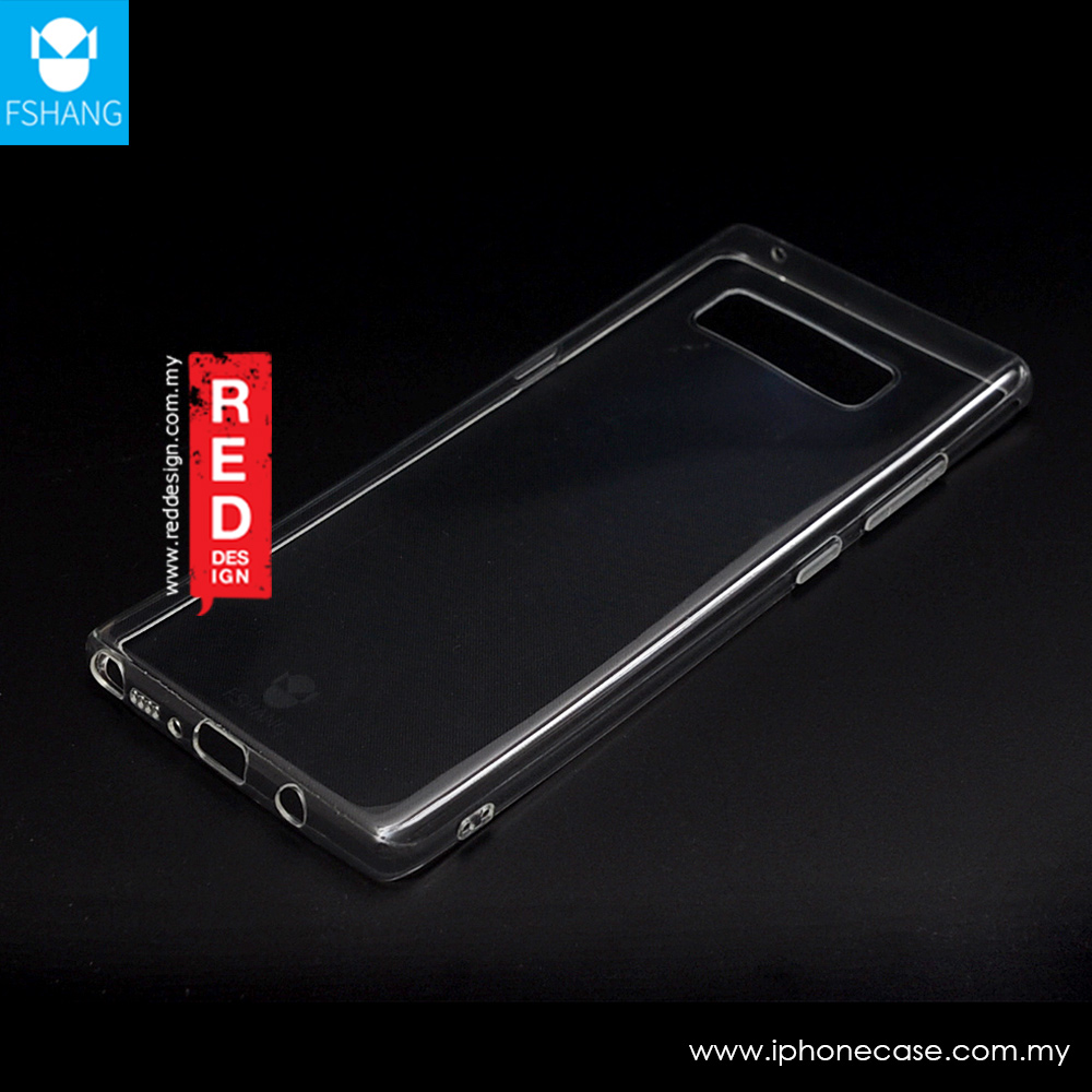 Picture of Fshang Ultra Thin TPU Case for Samsung Galaxy Note 8 (Clear) Samsung Galaxy Note 8- Samsung Galaxy Note 8 Cases, Samsung Galaxy Note 8 Covers, iPad Cases and a wide selection of Samsung Galaxy Note 8 Accessories in Malaysia, Sabah, Sarawak and Singapore