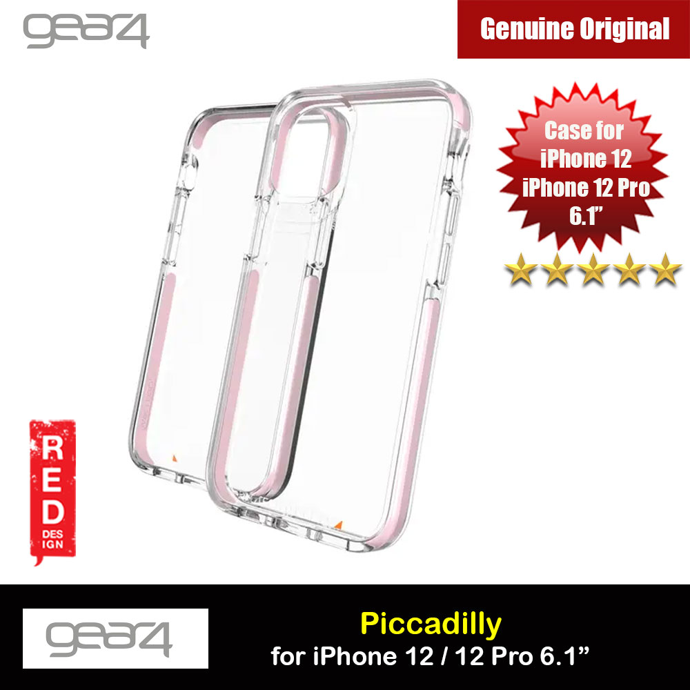 Picture of Gear4 D30 Piccadilly Drop Protection Case for iPhone 12 iPhone 12 Pro 6.1 (Rose Gold) Apple iPhone 12 6.1- Apple iPhone 12 6.1 Cases, Apple iPhone 12 6.1 Covers, iPad Cases and a wide selection of Apple iPhone 12 6.1 Accessories in Malaysia, Sabah, Sarawak and Singapore