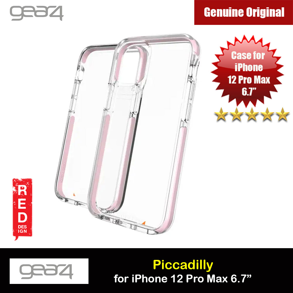 Picture of Gear4 D30 Piccadilly Drop Protection Case for iPhone 12 Pro Max 6.7 (Rose Gold) Apple iPhone 12 Pro Max 6.7- Apple iPhone 12 Pro Max 6.7 Cases, Apple iPhone 12 Pro Max 6.7 Covers, iPad Cases and a wide selection of Apple iPhone 12 Pro Max 6.7 Accessories in Malaysia, Sabah, Sarawak and Singapore