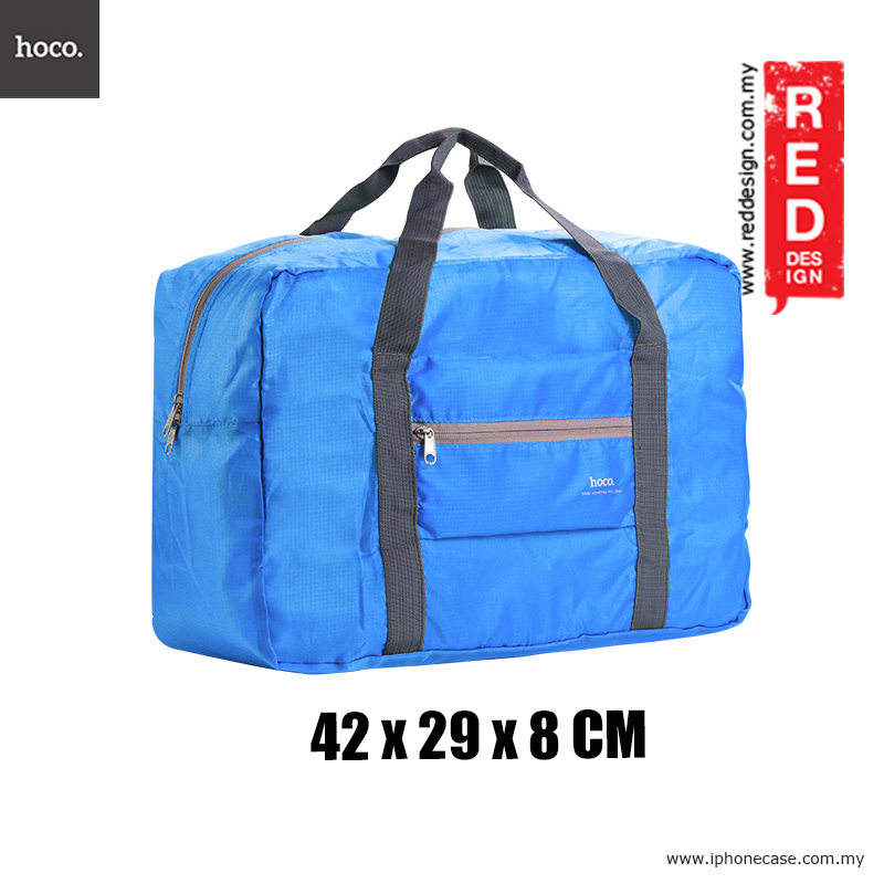 Picture of Hoco Foldable Travelling Bag - Blue