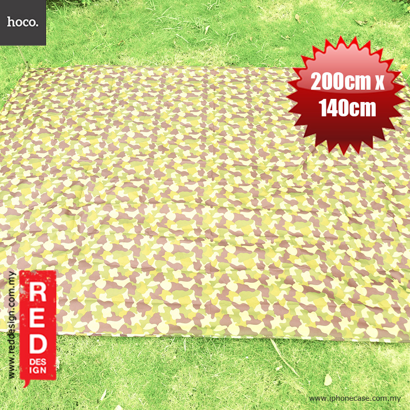 Picture of Hoco Mini Damp Proof Mat Picnic Mat - Camouflage Red Design- Red Design Cases, Red Design Covers, iPad Cases and a wide selection of Red Design Accessories in Malaysia, Sabah, Sarawak and Singapore