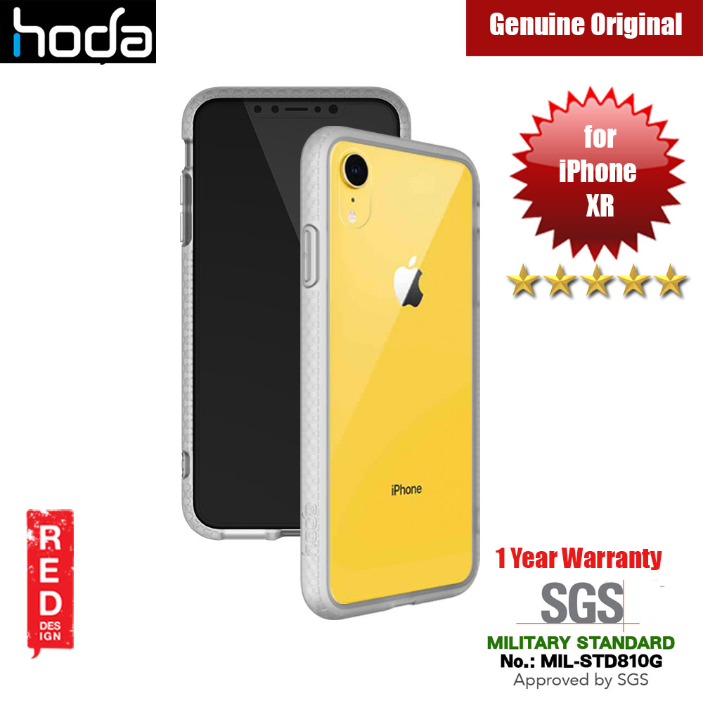 Picture of Hoda Crystal Case Military Standard Drop Proof Case for Apple iPhone XR (Matte) Apple iPhone XR- Apple iPhone XR Cases, Apple iPhone XR Covers, iPad Cases and a wide selection of Apple iPhone XR Accessories in Malaysia, Sabah, Sarawak and Singapore