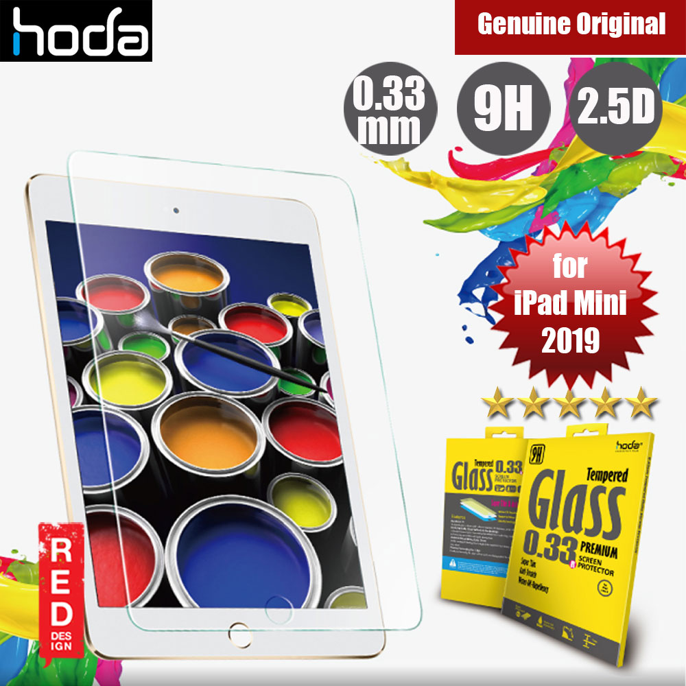 Picture of Hoda 0.33mm Premium Tempered Glass Screen Protector for Apple iPad Mini 5 2019 Apple iPad Mini 5 2019- Apple iPad Mini 5 2019 Cases, Apple iPad Mini 5 2019 Covers, iPad Cases and a wide selection of Apple iPad Mini 5 2019 Accessories in Malaysia, Sabah, Sarawak and Singapore