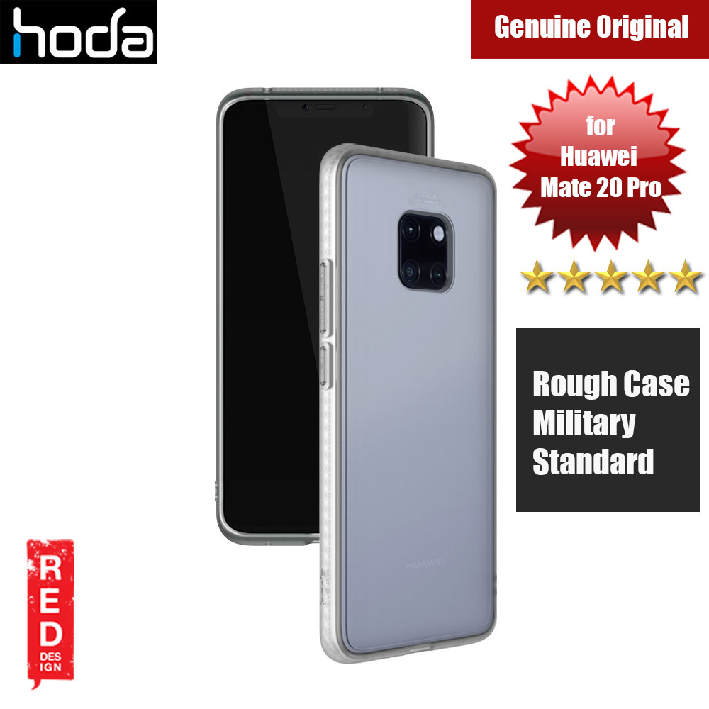 Picture of Hoda Military Standard Rough Case for Huawei Mate 20 Pro (White) Huawei Mate 20 Pro- Huawei Mate 20 Pro Cases, Huawei Mate 20 Pro Covers, iPad Cases and a wide selection of Huawei Mate 20 Pro Accessories in Malaysia, Sabah, Sarawak and Singapore