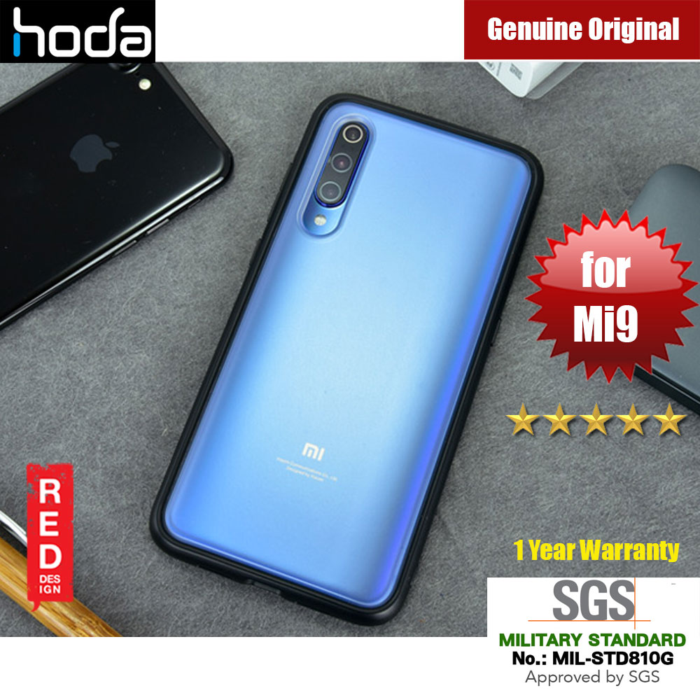Picture of Hoda Military Standard Rough Case for Xiaomi Mi9 (Black) Xiaomi Mi9- Xiaomi Mi9 Cases, Xiaomi Mi9 Covers, iPad Cases and a wide selection of Xiaomi Mi9 Accessories in Malaysia, Sabah, Sarawak and Singapore