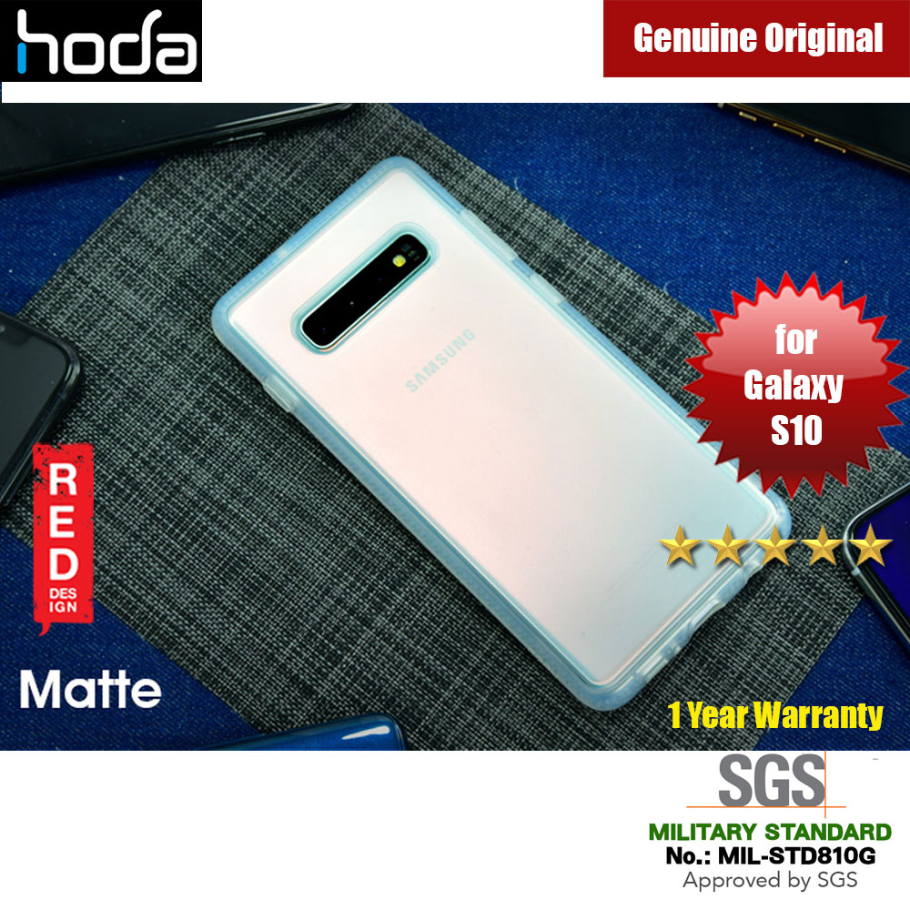 Picture of Hoda Military Standard Rough Case for Samsung Galaxy S10 (Matte) Samsung Galaxy S10- Samsung Galaxy S10 Cases, Samsung Galaxy S10 Covers, iPad Cases and a wide selection of Samsung Galaxy S10 Accessories in Malaysia, Sabah, Sarawak and Singapore