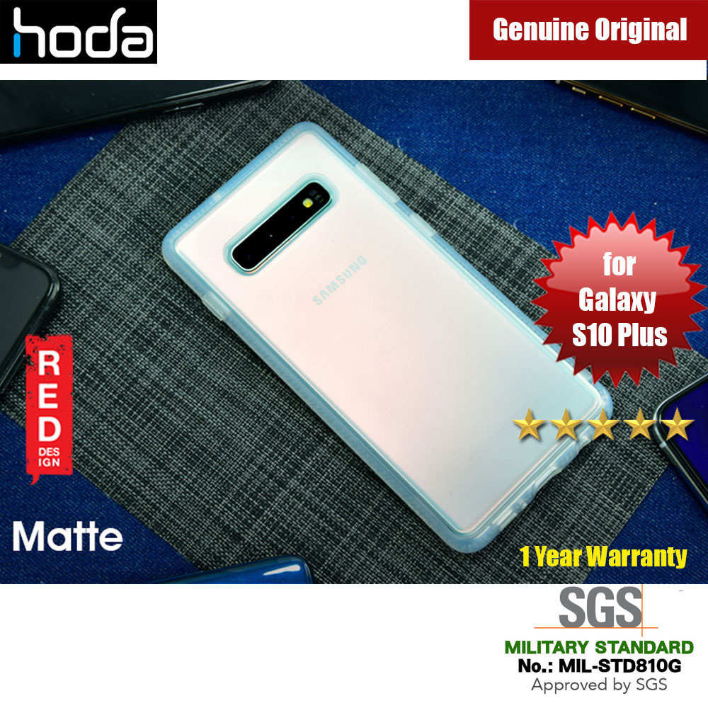 Picture of Hoda Military Standard Rough Case for Samsung Galaxy S10 Plus (Matte) Samsung Galaxy S10 Plus- Samsung Galaxy S10 Plus Cases, Samsung Galaxy S10 Plus Covers, iPad Cases and a wide selection of Samsung Galaxy S10 Plus Accessories in Malaysia, Sabah, Sarawak and Singapore