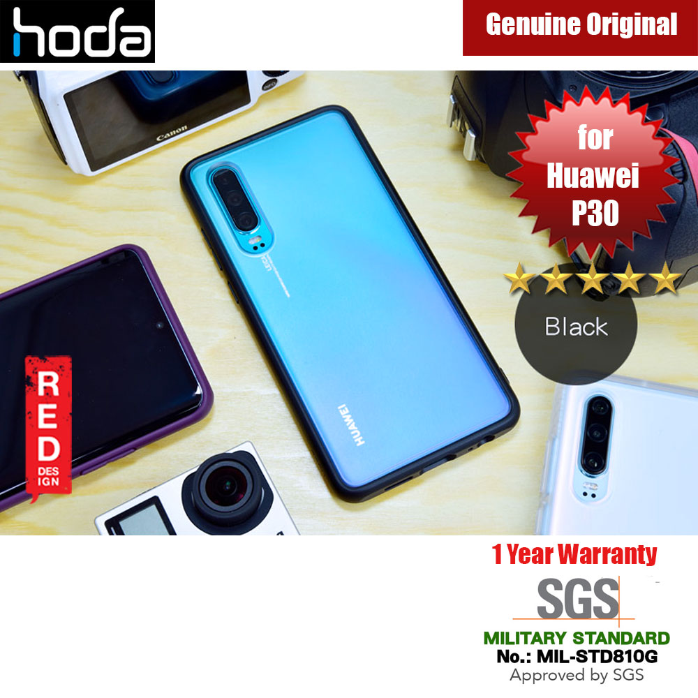 Picture of Hoda Military Standard Rough Case for Huawei P30 (Black) Huawei P30- Huawei P30 Cases, Huawei P30 Covers, iPad Cases and a wide selection of Huawei P30 Accessories in Malaysia, Sabah, Sarawak and Singapore