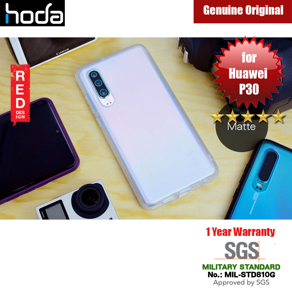 Picture of Hoda Military Standard Rough Case for Huawei P30 (Matte) Huawei P30- Huawei P30 Cases, Huawei P30 Covers, iPad Cases and a wide selection of Huawei P30 Accessories in Malaysia, Sabah, Sarawak and Singapore