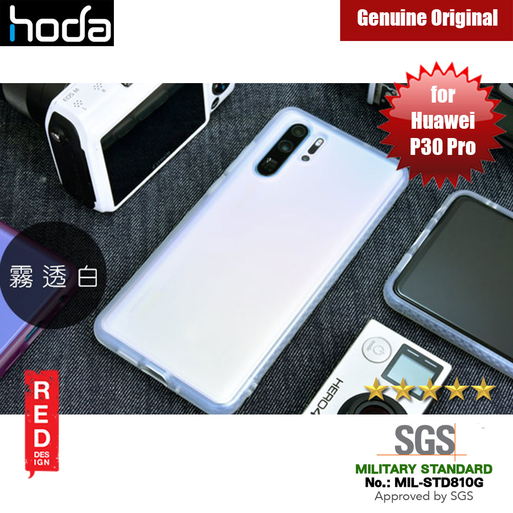 Picture of Hoda Military Standard Rough Case for Huawei P30 Pro (Matte) Huawei P30 Pro- Huawei P30 Pro Cases, Huawei P30 Pro Covers, iPad Cases and a wide selection of Huawei P30 Pro Accessories in Malaysia, Sabah, Sarawak and Singapore