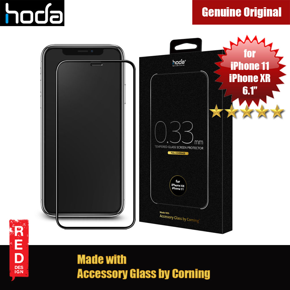 Picture of Hoda 0.33mm Full Coverage Corning Tempered Glass Screen Protector for Apple iPhone XR iPhone 11 6.1 (Corning) Apple iPhone 11 6.1- Apple iPhone 11 6.1 Cases, Apple iPhone 11 6.1 Covers, iPad Cases and a wide selection of Apple iPhone 11 6.1 Accessories in Malaysia, Sabah, Sarawak and Singapore