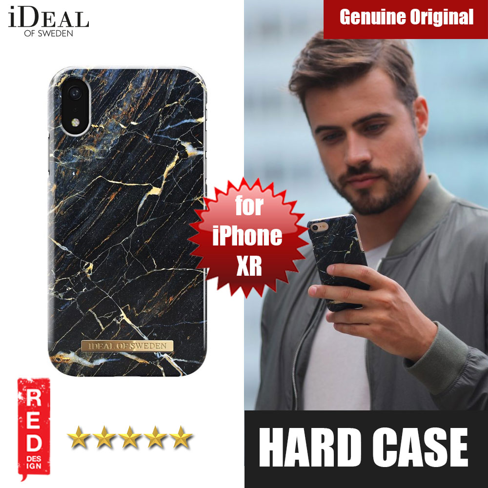 Picture of iDeal of Sweden Fashion Hard Cover Back Case for Apple iPhone XR (Port Laurent Marble) Apple iPhone XR- Apple iPhone XR Cases, Apple iPhone XR Covers, iPad Cases and a wide selection of Apple iPhone XR Accessories in Malaysia, Sabah, Sarawak and Singapore