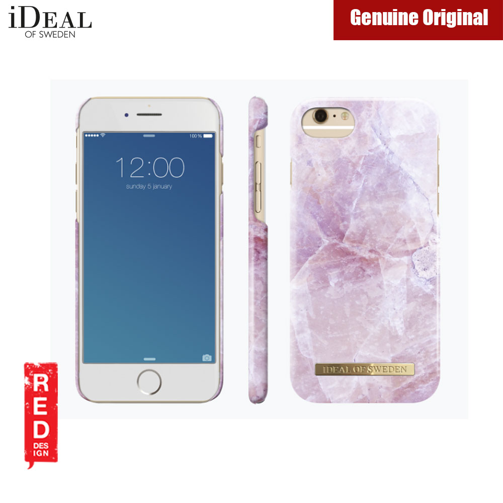 timeless design 22236 fabb3 iDeal of Sweden Fashion Case for Apple iPhone 6S iPhone 7 iPhone 8 (Pilion  Pink Marble)