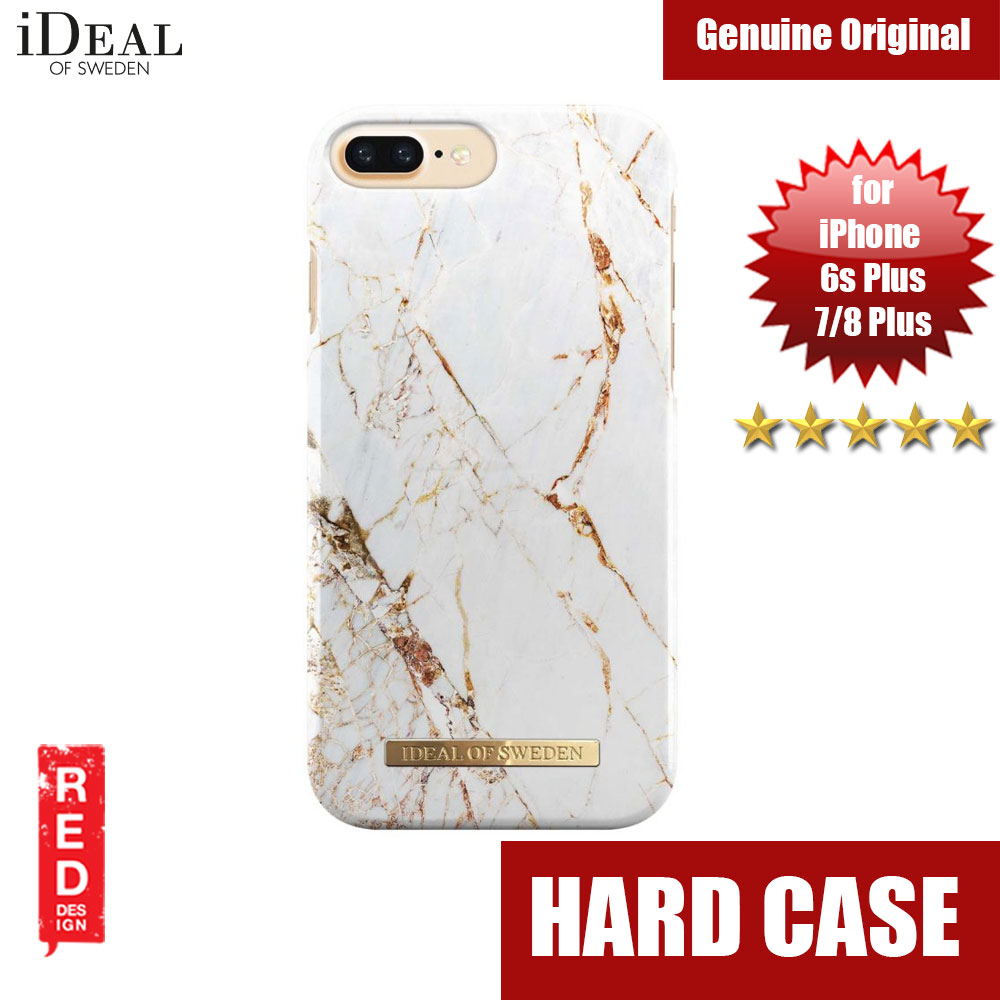 Picture of iDeal of Sweden Fashion Case for Apple iPhone 6S Plus iPhone 7 Plus iPhone 8 Plus (Carrara Gold) Apple iPhone 8 Plus- Apple iPhone 8 Plus Cases, Apple iPhone 8 Plus Covers, iPad Cases and a wide selection of Apple iPhone 8 Plus Accessories in Malaysia, Sabah, Sarawak and Singapore