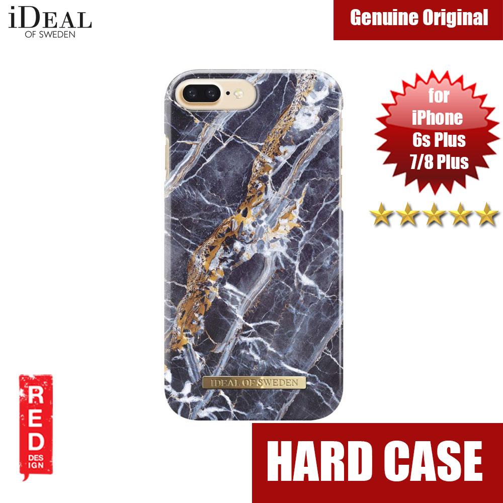 Picture of iDeal of Sweden Fashion Case for Apple iPhone 6S Plus iPhone 7 Plus iPhone 8 Plus (Midnight Blue Marble) Apple iPhone 8 Plus- Apple iPhone 8 Plus Cases, Apple iPhone 8 Plus Covers, iPad Cases and a wide selection of Apple iPhone 8 Plus Accessories in Malaysia, Sabah, Sarawak and Singapore