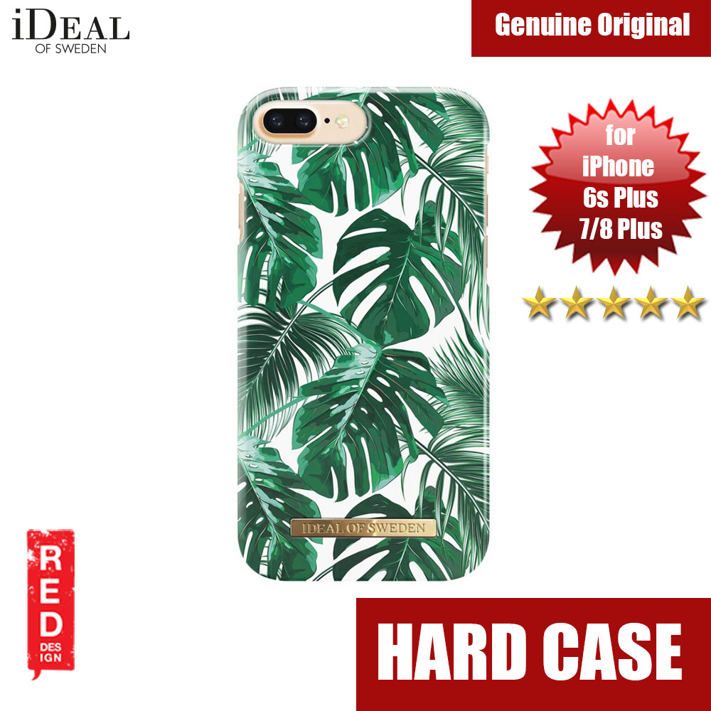 Picture of iDeal of Sweden Fashion Case for Apple iPhone 6S Plus iPhone 7 Plus iPhone 8 Plus (Monstera Jungle) Apple iPhone 8 Plus- Apple iPhone 8 Plus Cases, Apple iPhone 8 Plus Covers, iPad Cases and a wide selection of Apple iPhone 8 Plus Accessories in Malaysia, Sabah, Sarawak and Singapore
