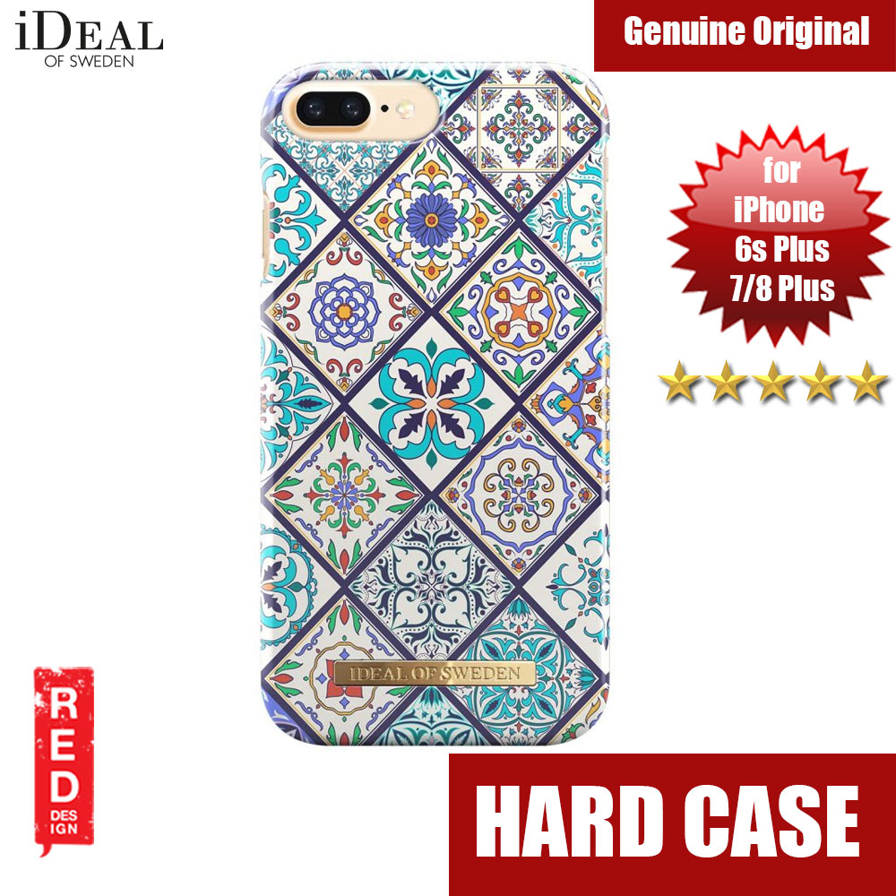 Picture of iDeal of Sweden Fashion Case for Apple iPhone 6S Plus iPhone 7 Plus iPhone 8 Plus (Mosaic) Apple iPhone 6 Plus 5.5- Apple iPhone 6 Plus 5.5 Cases, Apple iPhone 6 Plus 5.5 Covers, iPad Cases and a wide selection of Apple iPhone 6 Plus 5.5 Accessories in Malaysia, Sabah, Sarawak and Singapore