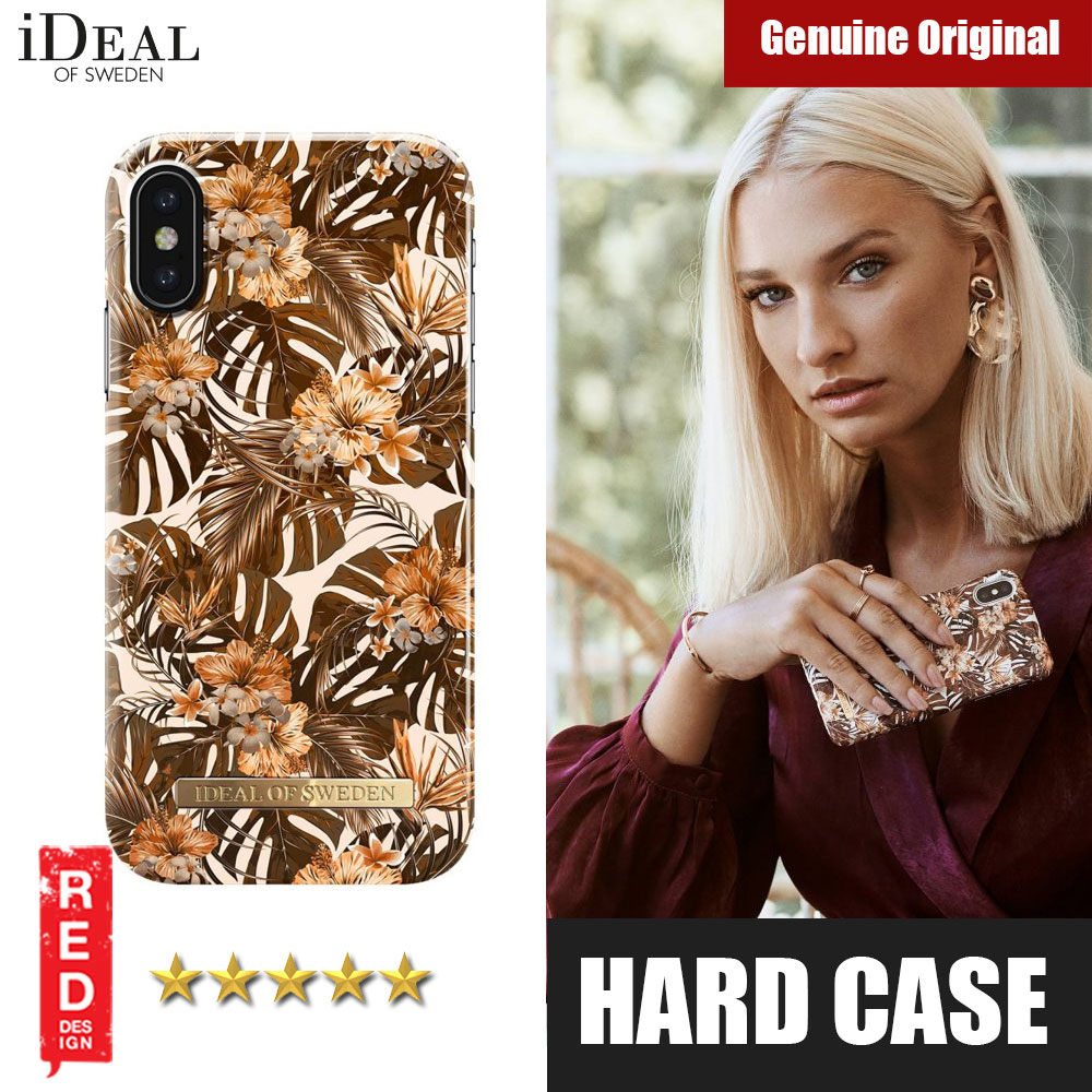 Picture of iDeal of Sweden Fashion Hard Cover Back Case for Apple iPhone XS iPhone X(Autumn Forest) Apple iPhone X- Apple iPhone X Cases, Apple iPhone X Covers, iPad Cases and a wide selection of Apple iPhone X Accessories in Malaysia, Sabah, Sarawak and Singapore