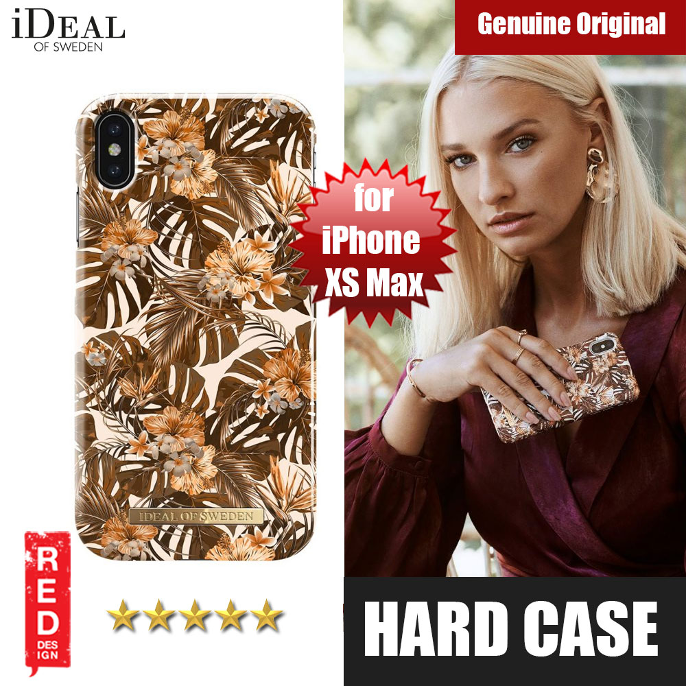 Picture of iDeal of Sweden Fashion Hard Cover Back Case for Apple iPhone XS Max (Autumn Forest) Apple iPhone XS Max- Apple iPhone XS Max Cases, Apple iPhone XS Max Covers, iPad Cases and a wide selection of Apple iPhone XS Max Accessories in Malaysia, Sabah, Sarawak and Singapore