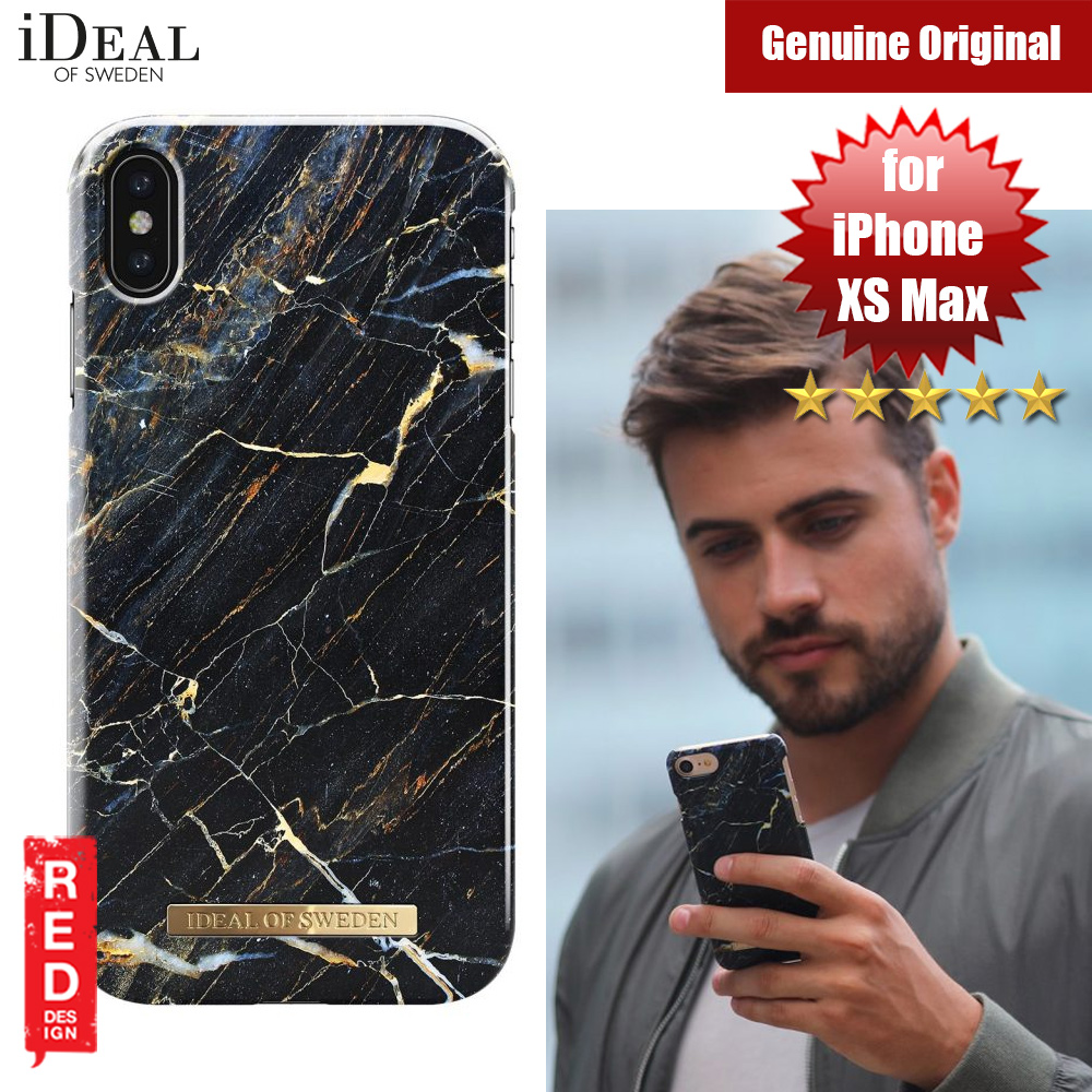Picture of iDeal of Sweden Fashion Hard Cover Back Case for Apple iPhone XS Max (PORT LAURENT MARBLE) Apple iPhone XS Max- Apple iPhone XS Max Cases, Apple iPhone XS Max Covers, iPad Cases and a wide selection of Apple iPhone XS Max Accessories in Malaysia, Sabah, Sarawak and Singapore