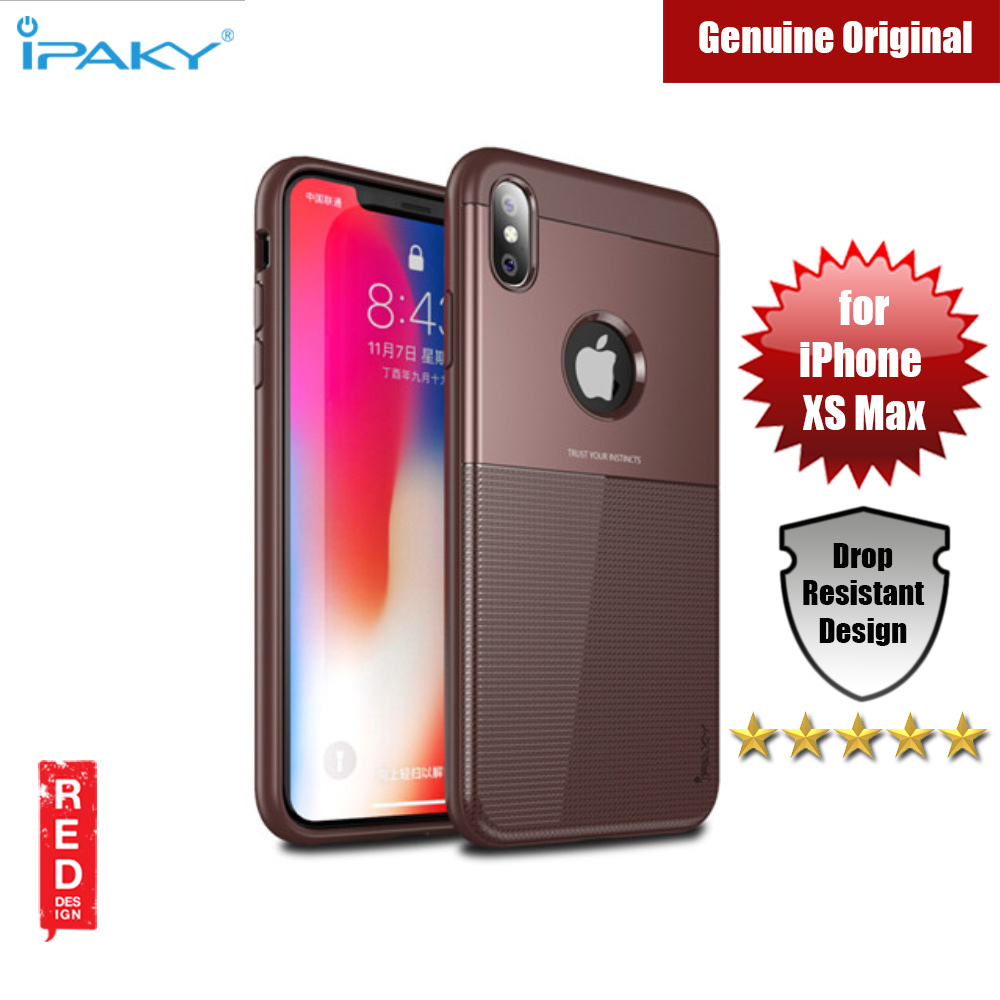 Picture of iPaky Shield Series Shockproof Protective Camera Lens Protection Cover For Apple iPhone XS Max (Brown) Apple iPhone XS Max- Apple iPhone XS Max Cases, Apple iPhone XS Max Covers, iPad Cases and a wide selection of Apple iPhone XS Max Accessories in Malaysia, Sabah, Sarawak and Singapore